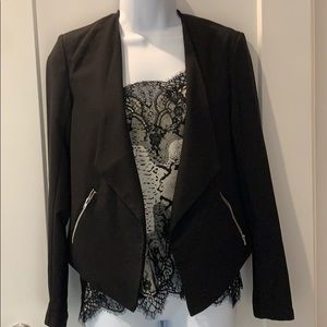 H&M Divided Black Blazer (4)
